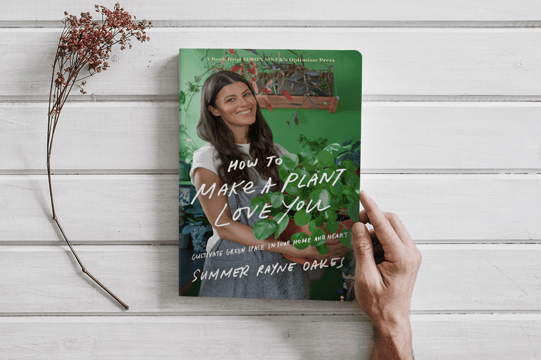 Book: How to Make a Plant Love You: Cultivate Green Space in Your Home and Heart