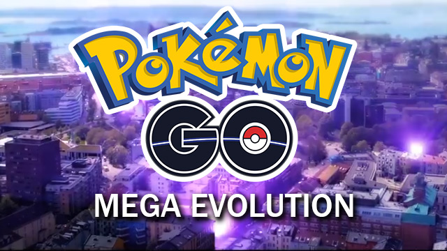 Pokemon GO Mega Evolution