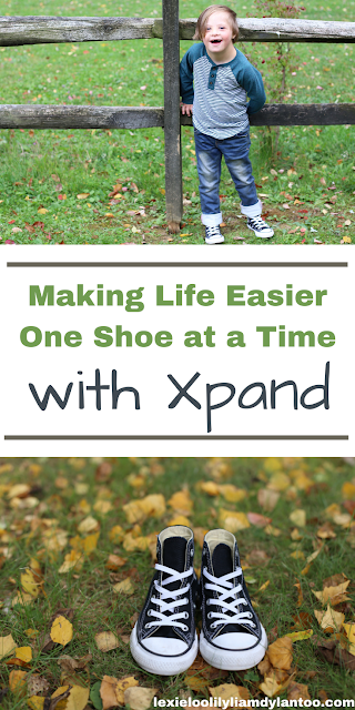 Products to simplify your life - Products for people who have special needs - Xpand no-tie elastic shoelaces