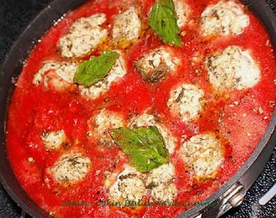 Italian Spinach Ricotta Dumplings