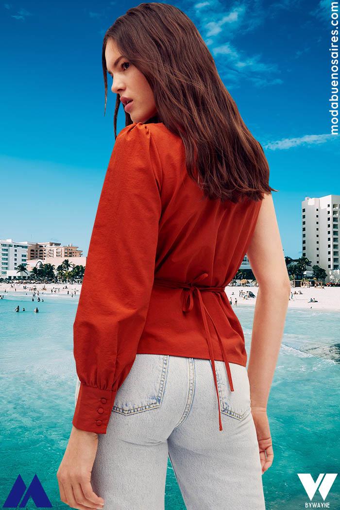 blusas verano 2022