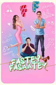Download Fastey Fasaatey (2019) Movie 720p HDRip