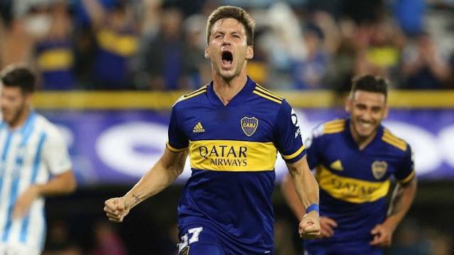 Franco Soldano firmó su contrato con Boca y mañana se entrena con el plantel