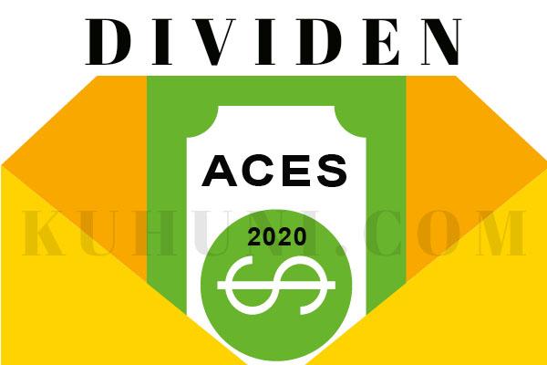 Jadwal Dividen Ace Hardware (ACES) 2020