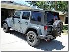 Jeep TINTED WINDOWS