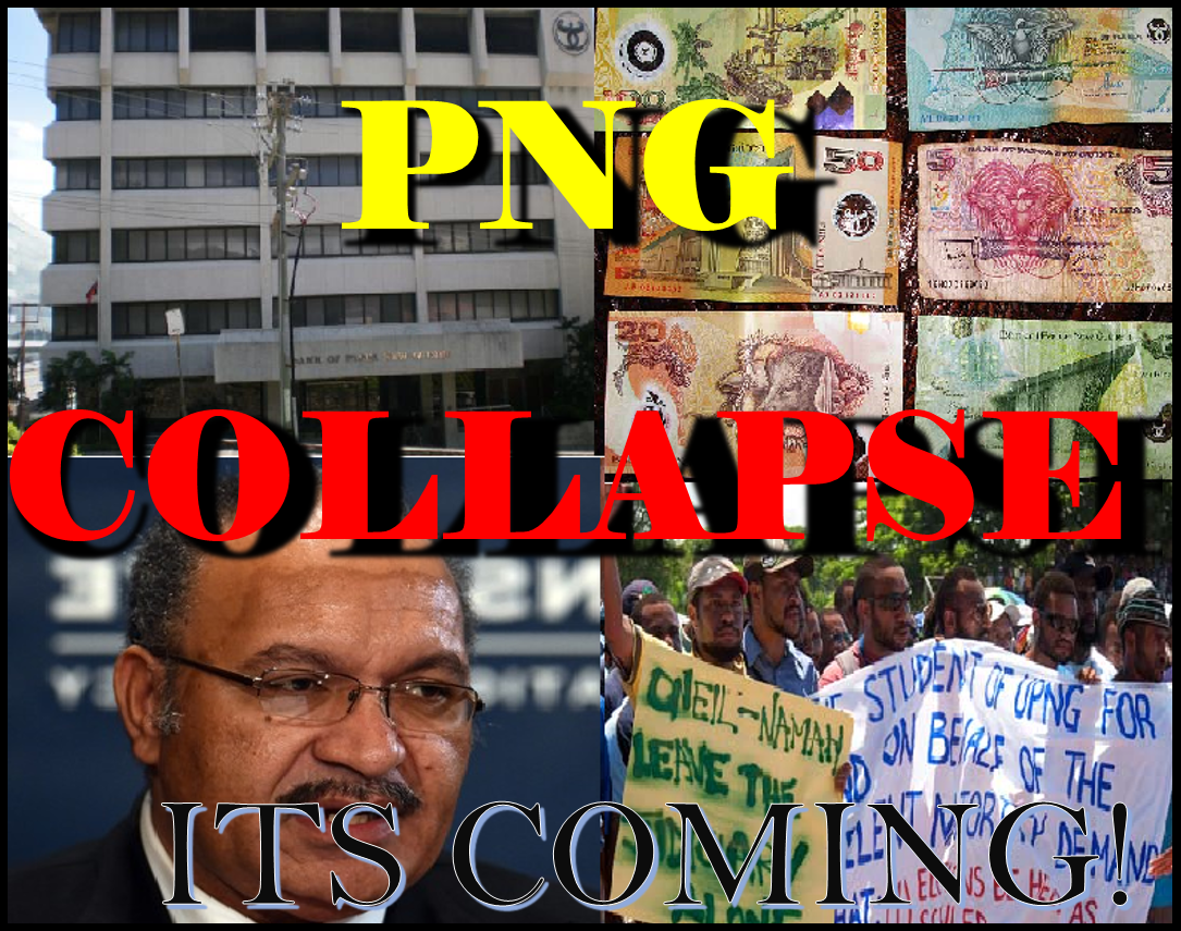 SO WHAT WILL HAPPEN IF PNG HAS A FINANCIAL CRISES - PNGBLOGS