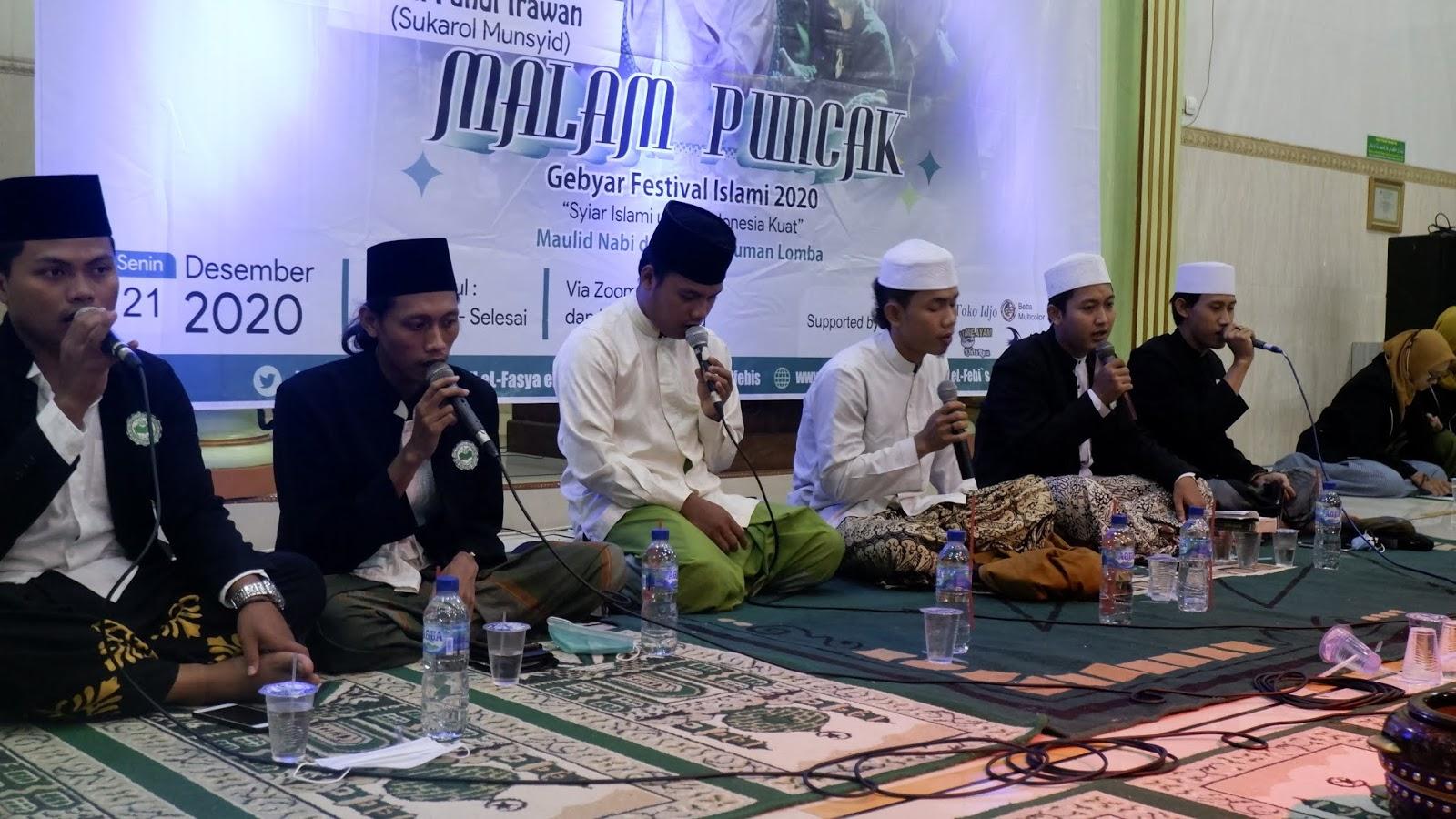 Bersama Cak Fandy Irawan Sukarol Munsyid