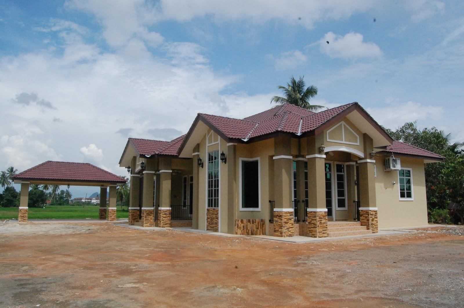 Projek Rumah Banglo Setingkat En Laksamana Design By Fwan
