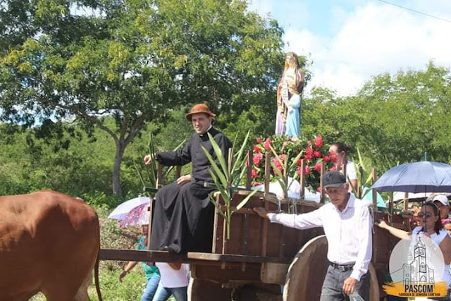 Santana do Ipanema celebra Festa da Padroeira Senhora Sant'Ana, confira a programação