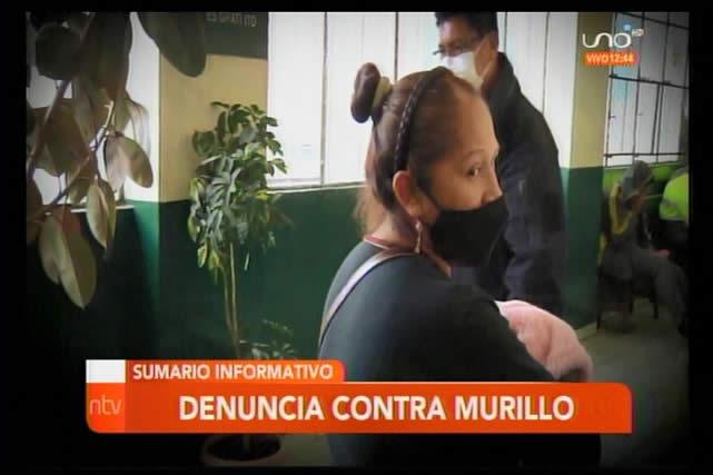 Mujer acusada equivocadamente por Murillo le enjuicia por injurias y calumnias
