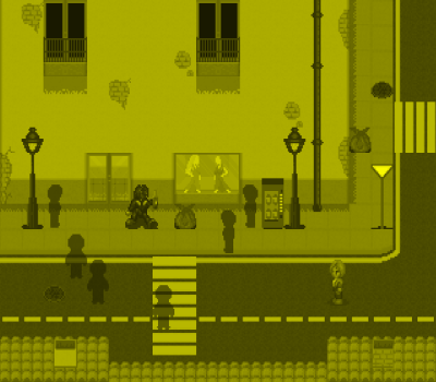 Desolate City - The Bloody Dawn (Enhanced Edition) - Recuerdos manipulados