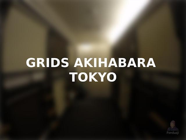 Grids Hostel Akihabara
