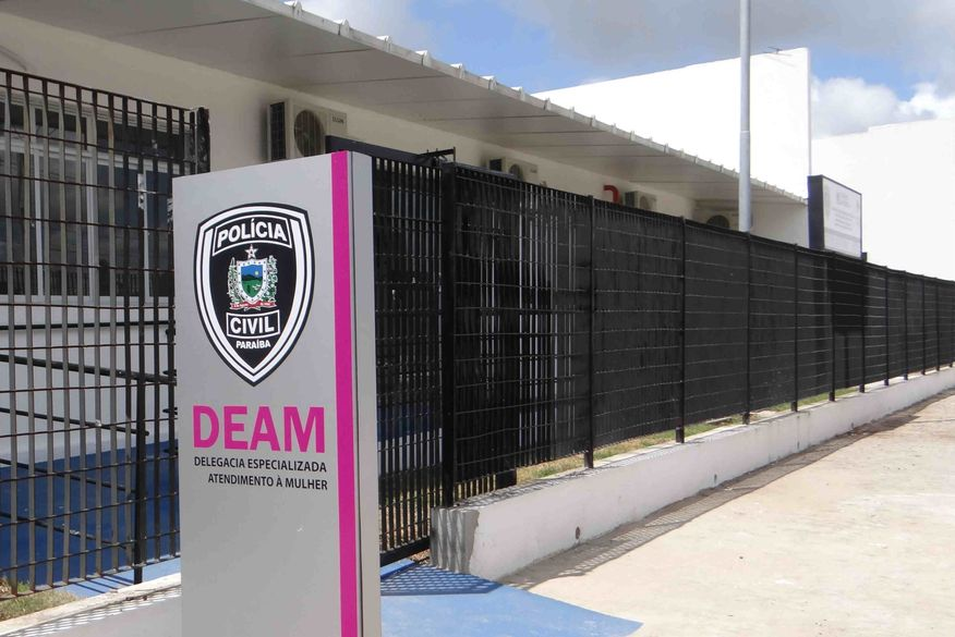 Guarda municipal é preso suspeito de agredir esposa grávida em Cabedelo