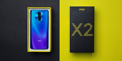 POCO X2 FAQ : Gorilla Glass, MicroSD, Fast Charging