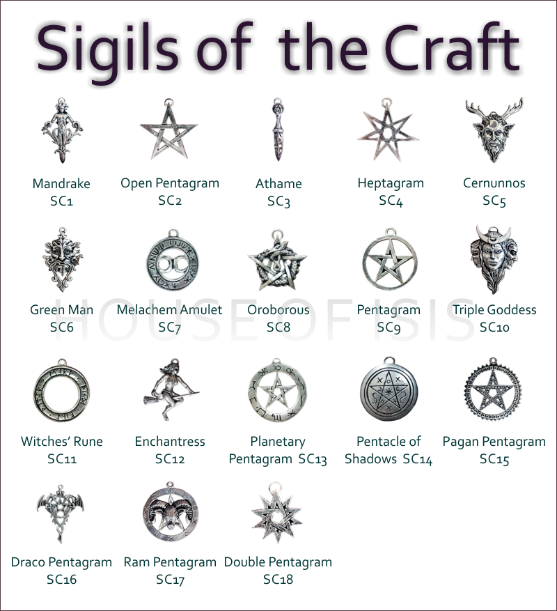 Just a little Witchy : Sigils