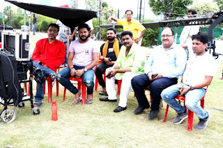 Narsimha Bhojpuri Movie Star casts