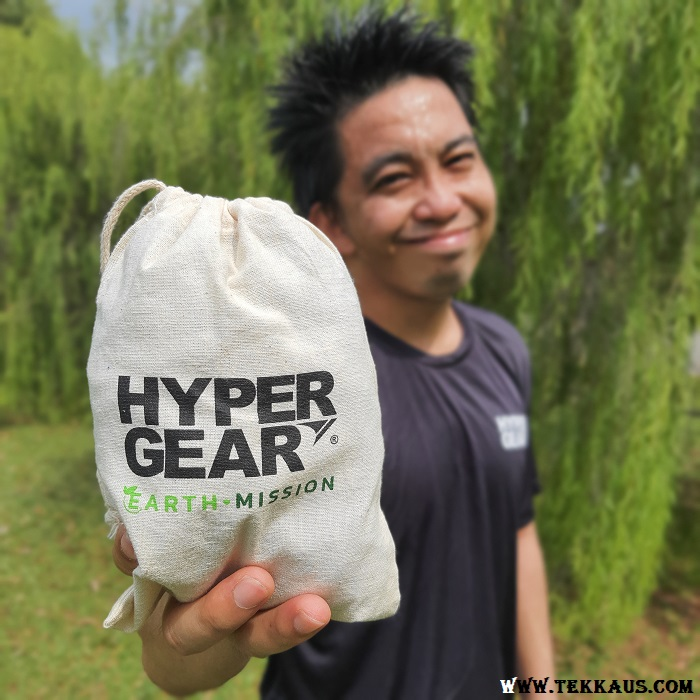 Hypergear Earth Mission Active Wear T-Shirt