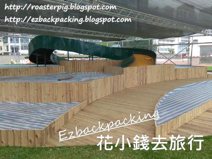 香港花展2021:中西區園圃