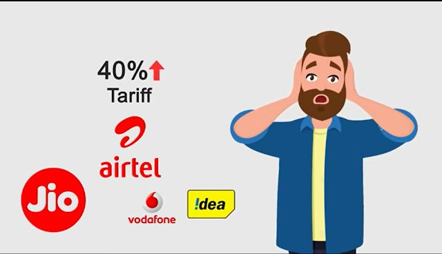 Telecom Companies tariffs RATE