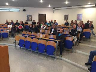 Eπιμορφωτική Συνάντηση του Σχολικού Συμβούλου Φυσικής Αγωγής με τους Εκπ/κούς Φυσικής Αγωγής Π/θμιας και Δ/θμιας Εκπ/σης Πιερίας