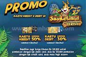 Promo Jungleland Sentul Diskon 50% Dengan Kartu Kredit/Debit Bank BJB