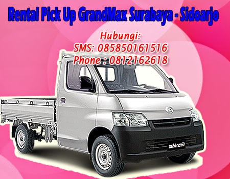 Sewa-Rental Pick Up Grand Max Surabaya ke Sidoarjo