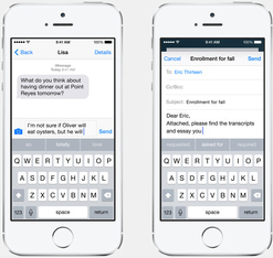 Cara Install Keyboard Baru Di iPhone