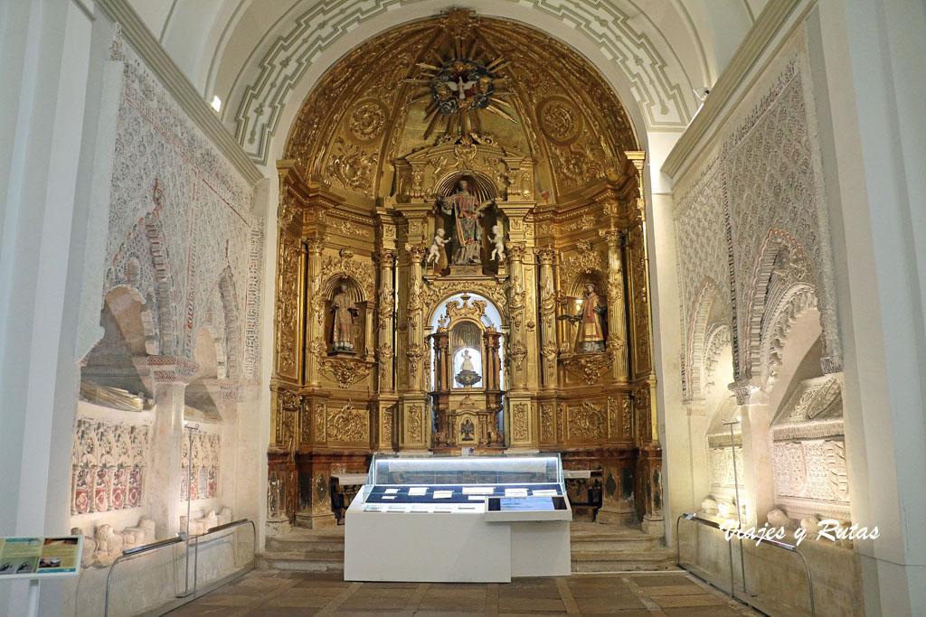Interior de la Iglesia de San Esteban, Cuéllar