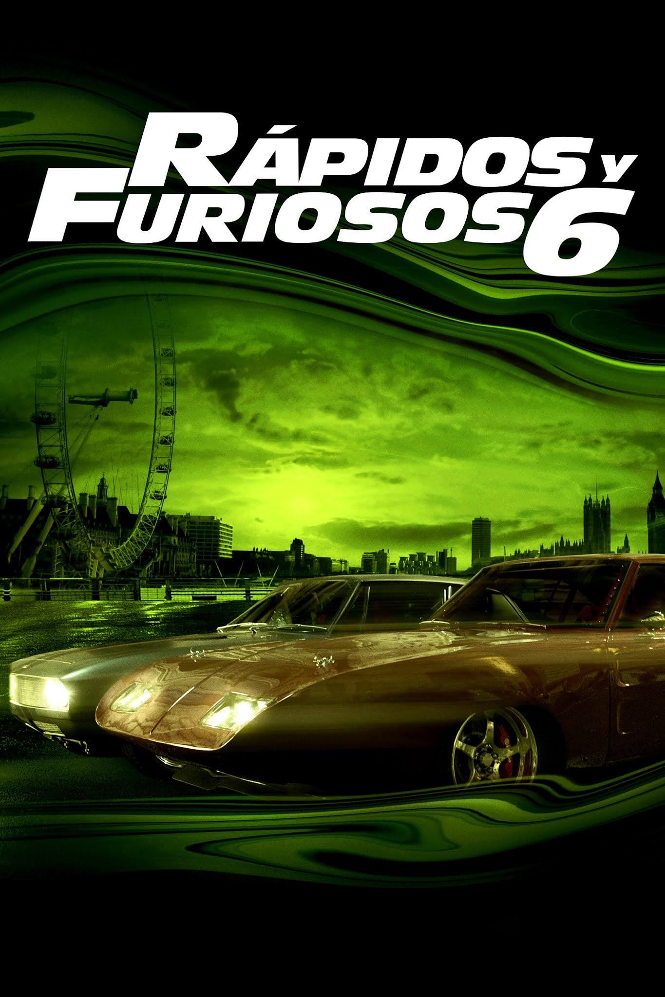 Rápido y Furioso 6 (2013) [Open Matte] WEB-DL 1080p Latino