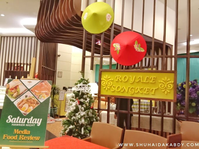 Saturday Hawker Night di Hotel Grand Bluewave Shah Alam
