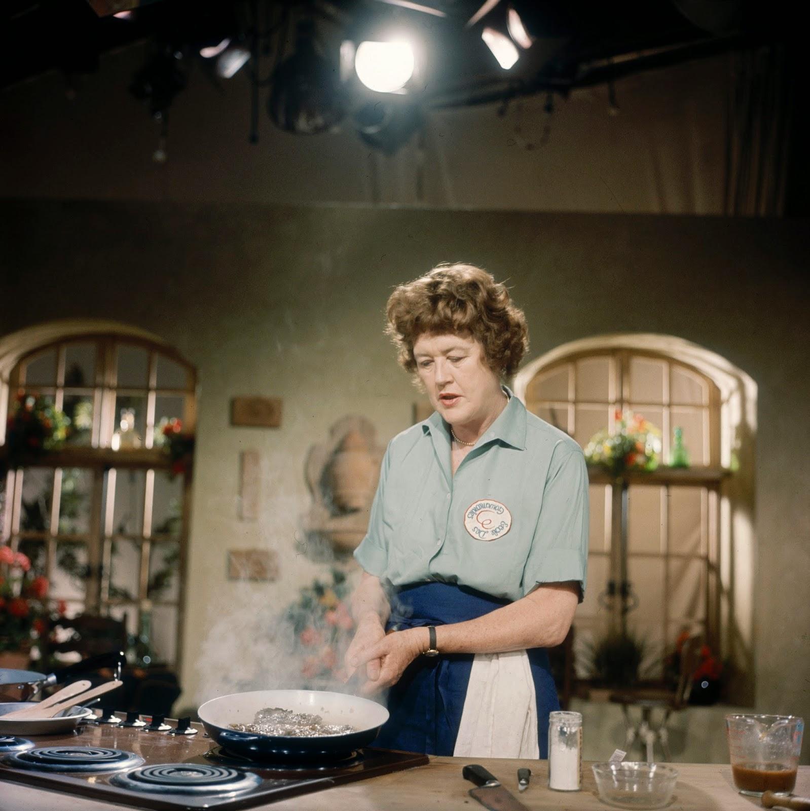 Gabe Saglies Blog Food Feast Bacaras Julia Child