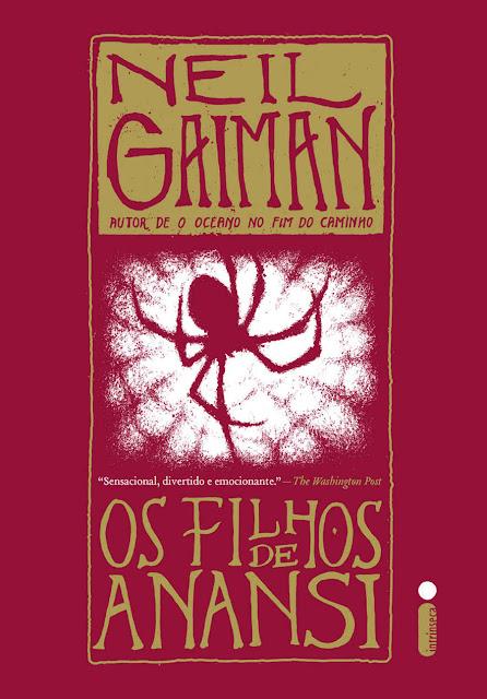 Os Filhos de Anansi Neil Gaiman