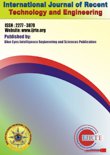 IJRTE International Journal of Recent Technology and Engineering