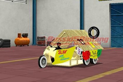 Mod Bussid Motor Vespa Omah