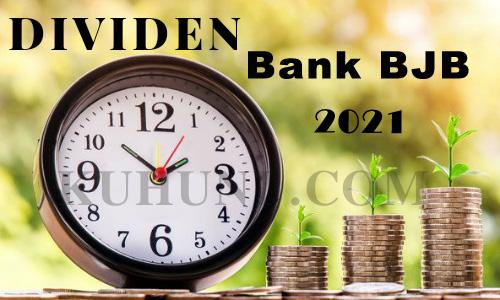 Jadwal Pembagian Dividen BJBR 2021