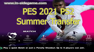 eFootball PES 2020 PS1 English Version Season 2020/2021