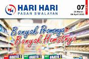 Katalog Hari Hari Pasar Swalayan Promo Terbaru 9 - 22 April 2020