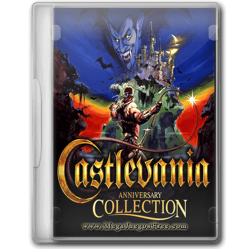 Descargar Castlevania Anniversary Collection PC Full