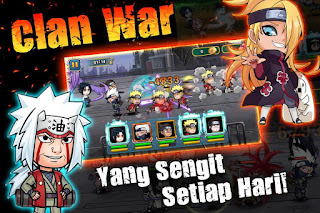 Shinobi Rebirt Ninja WAR MOD v1.0.11 Apk + Data Full Karakter Terbaru 2016 5
