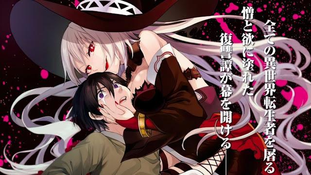 Autor de Isekai Tenseisha Koroshi – Cheat Slayer habla sobre la polémica de su obra