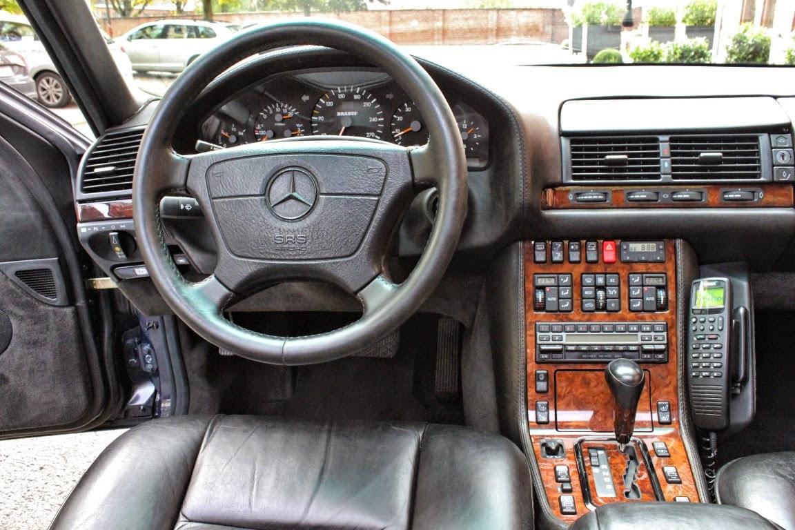 Mercedes-Benz W140 600SEL BRABUS 6.9 | BENZTUNING