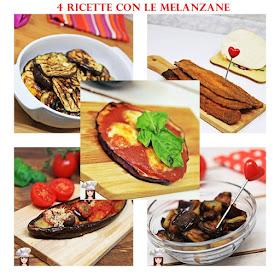 Come Cucinare Le Melanzane Cinque Ricette Carmy Italian Blog Magazine Fashion Food Beauty Blogger