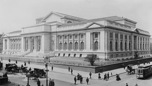 New York Public Library, biblioteca em Nova York