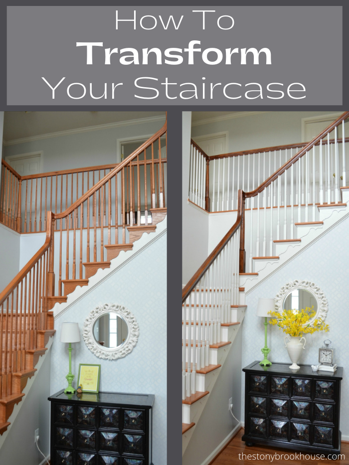 How To Transform Your Stairs