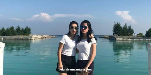 destinasi wisata private trip pulau tidung