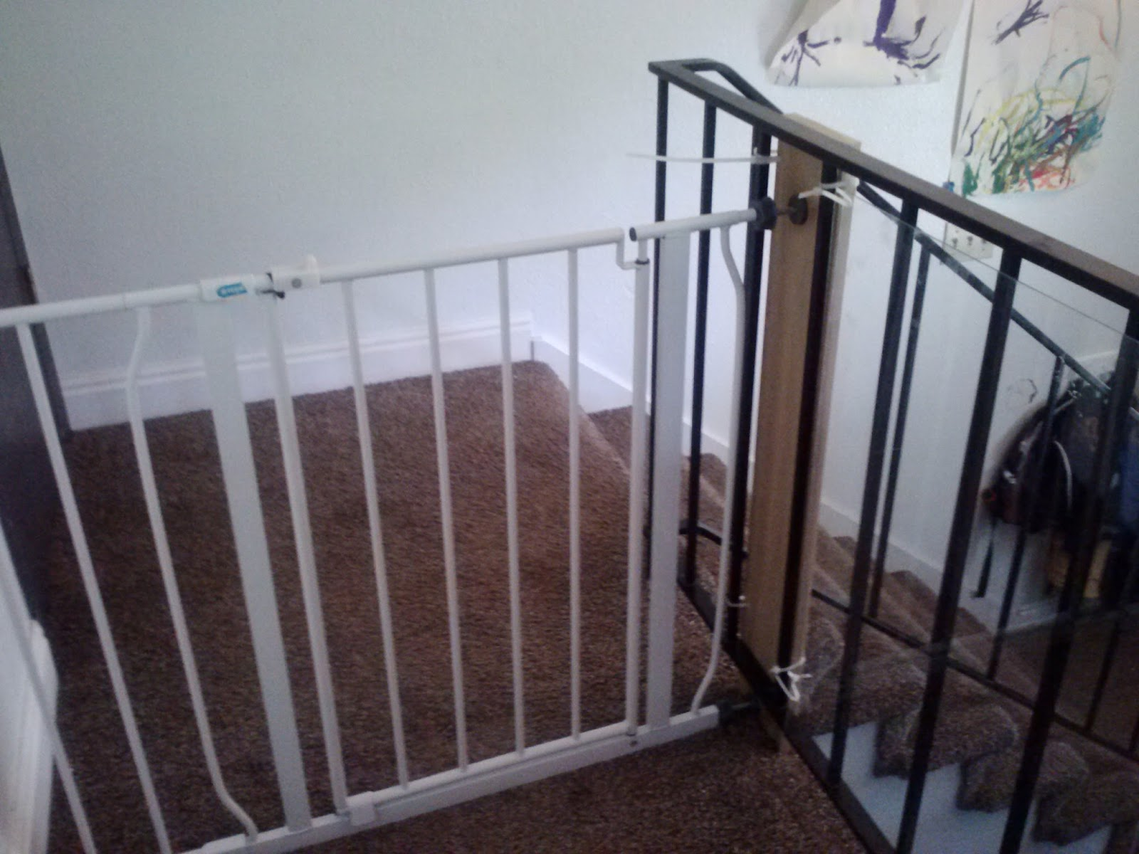 Toddler Dispute Resolution How To Baby Proof A Banister