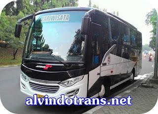 Bus Pariwisata Jakarta Diantrans Gemilang