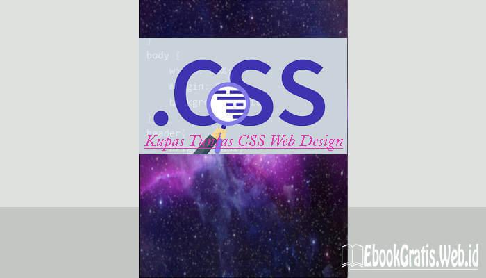 Ebook Kupas Tuntas CSS oleh Hafid