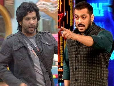 पुनीत वशिष्ठ सलमान खान को बहुत अधिक गाली दे रहा है। Puneet vashist is doing much more abuse to Salman Khan.