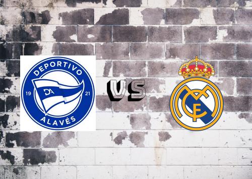 Deportivo Alavés vs Real Madrid  Resumen y Partido Completo